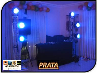Pacote Prata - DJ - AD Eventos