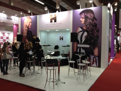 Hair Brasil - Expo Center Norte - DJ - AD Eventos