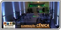 Iluminação Cênica - DJ - AD Eventos
