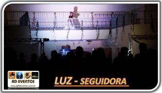Luz Seguidora - DJ - AD Eventos