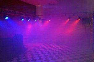 Condomínio Central Park - DJ - AD Eventos